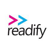 Readify logo